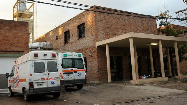 El hospital Anselmo Gamen