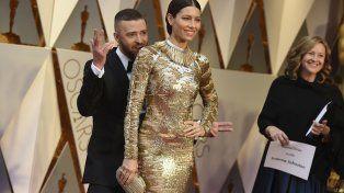 Justin Timberlake hizo bailar a todo Hollywood y tuvo su show aparte en los  premios Oscar