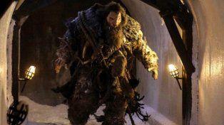 Murió el gigante Neil Fingleton, el actor que fue Mag, el poderoso en Juegos de Tronos