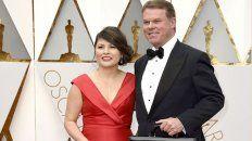 Martha Ruiz y Brian Cullinan son los principales sospechosos de haber causado el papelón en los Oscar.