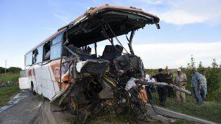 La esposa de Aníbal Pontel, uno de los choferes que fallecieron en la tragedia de la ruta 33, reveló las falencias de Monticas.