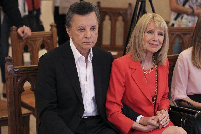 Palito Ortega cumple 50 años de matrimonio junto a Evangelina Salazar.