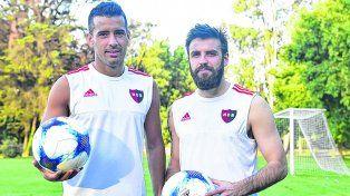 Jacobo Mansilla y José San Román.