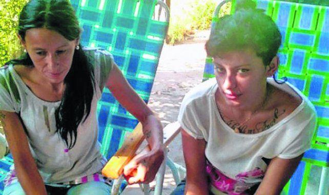 Carla Ferrer. La adolescente de 18 años fue secuestrada 17 días.