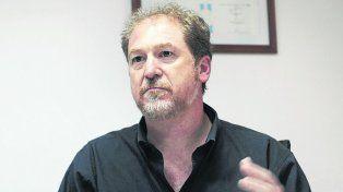 Defensor. Gustavo Franceschetti, a cargo de la Defensoría Regional.