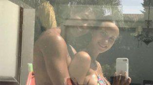 Camila y Mariano, puro amor en la dulce espera.