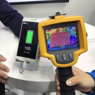 lanzan una tecnologia que carga la bateria del celular en menos de 20 minutos
