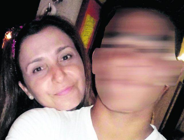 la víctima. Natalia tiene 42 años y estaba en Río desde el 21 de este mes.