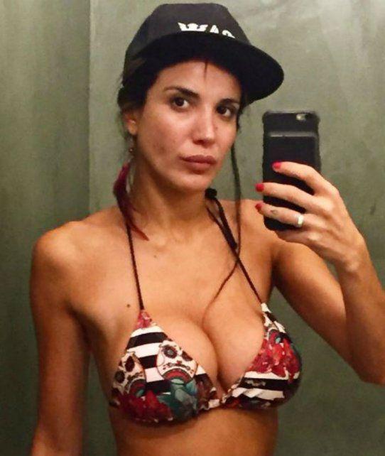 Escándalo  Andrea Rincón le pegó al 'Bailando'
