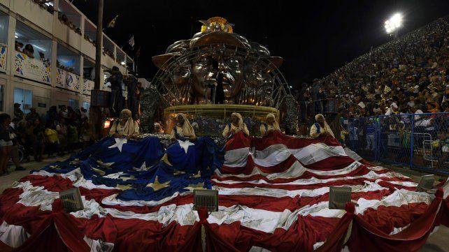 Las fotos del Carnaval mais grande do mundo