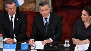 Macri destacó el combate del delito en Rosario donde bajó un 20 por ciento tasa de homicidio