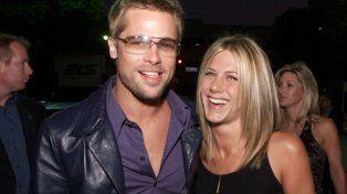 Brad Pitt y Jennifer Aniston ha sido una de las parejas más amadas de Hollywood.