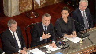 Polémica por una mención de Macri sobre la exportación de arándanos