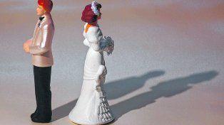 La desaparición del matrimonio