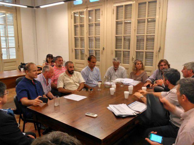 La titular de Siprus destacó la necesidad de recomposición salarial muy fuerte en el sector.