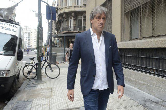 El titular de Futbolistas Argentinos Agremiados