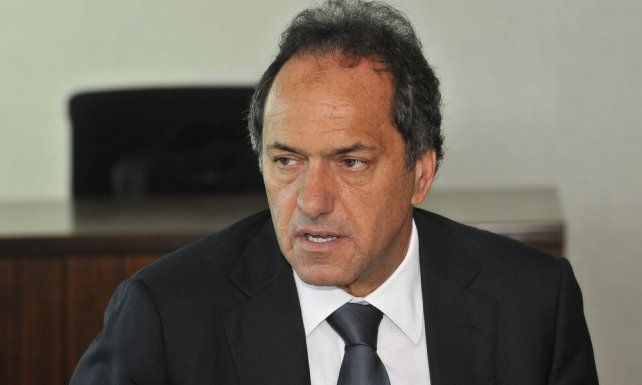 El exgobernador bonaerense Daniel Scioli fue citado a declarar.