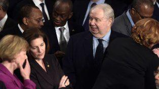 La conexión rusa. Sergei Kislyak, el embajador del Kremlin en Washington envuelto en el escándalo.