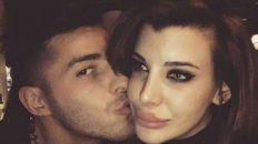charlotte caniggia termino su relacion con loan al revelarse audios que confirman infidelidad