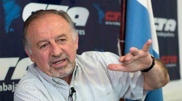 Hugo Yasky, líder de la CTA de los Trabajadores, le respondió a la ministra de Seguridad, Patricia Bullrich.