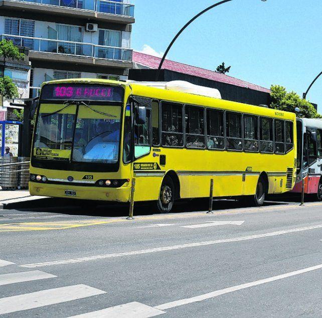 descuento. El trámite es para el sistema público de pasajeros local.
