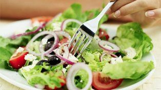 verde que te quiero verde. Los vegetales y las frutas son la base de una dieta saludable y equilibrada.