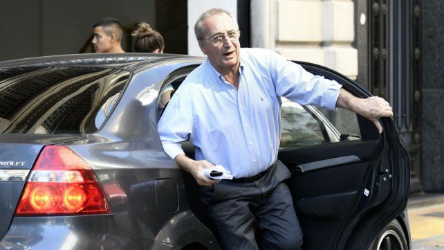 Se alistó. El presidente auriazul ocupará un rol importante en la nueva AFA si se impone la lista de Tapia.
