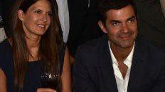 Isabel y Juan Manuel se muestran muy enamorados.