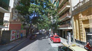 El hostel se encuentra en Entre Ríos al 1500.