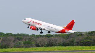 La aerolínea Avianca fue autorizada por el gobierno para volar a Rosario
