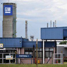 La planta de General Motors de General Lagos.