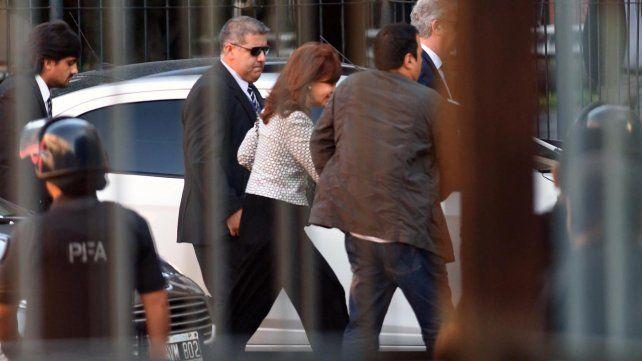 Cristina se quejó de la calesita judicial y apuntó contra la sociedad de Stolbizer y Bonadio
