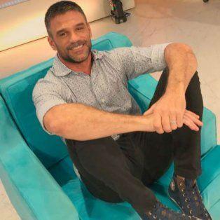 Lucas Bertero es productor y panelista del envío que conduce Mariana Fabbiani en las tardes de Canal 13.