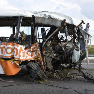 tras la tragedia de monticas, lifschitz removio al subsecretario de transporte automotor