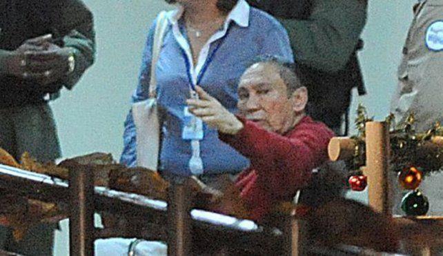 Manuel Noriega en 2011. La salud del exdictador pende de un hilo.
