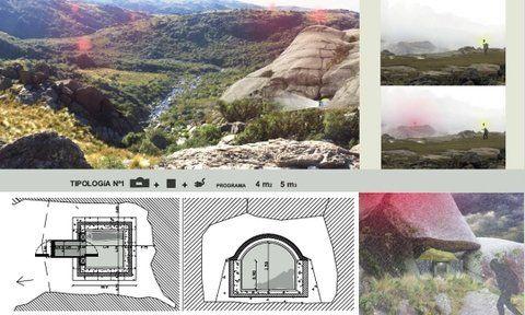 en socorro. El proyecto presentado por el profesional Tomás Ortega.