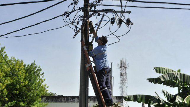 La EPE realizará tareas de mantenimiento en la red de media tensión.