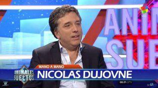 Nicolás Dujovne aseguró que nadie quiere volver atrás, inclusive al que le está yendo mal