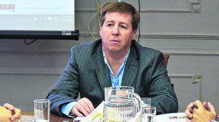 a full. El secretario de Transporte Jukic viene coordinando la transición con las cámaras empresarias del sector.