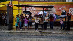 Alerta por lluvias y tormentas en Rosario con posibilidad de granizo y fuerte viento