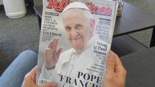 el papa pop. Así titula el último número de la revista Rolling Stone.