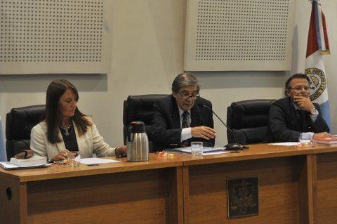 Los jueces María Luisa Más Varela