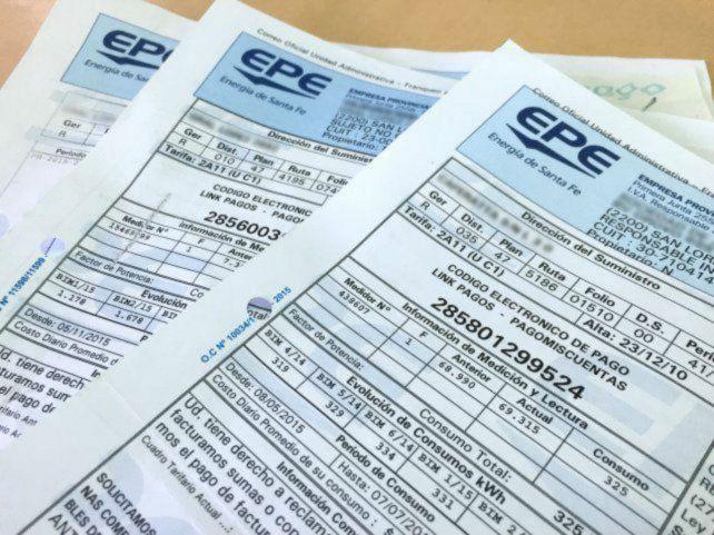La EPE anunció un aumento promedio del 20% en la tarifa de la energía