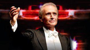El tenor español José Carreras viene a Rosario a presentar su gira de despedida