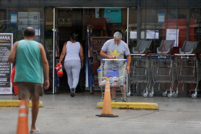 La inflación de febrero fue de 2,5%, según el Indec, impulsada por las tarifas