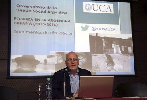 director. Agustín Salvia