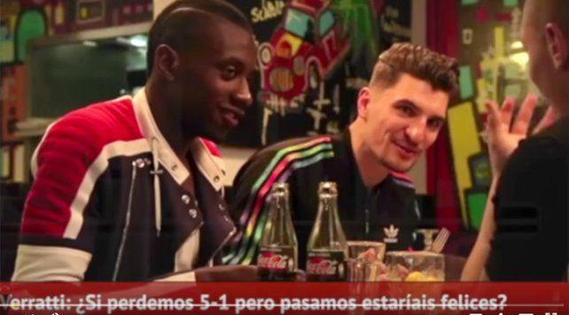 La trágica premonición de los jugadores del PSG antes del partido contra el Barcelona