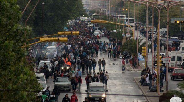 Unos 200 mil ricoteros llegaron a Olavarría para el show del Indio Solari.