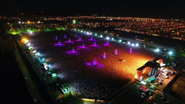 Más de 200 mil personas presenciaron el show del Indio Solari que terminó en tragedia.