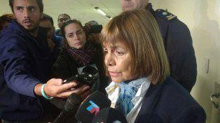 La fiscal Susana Alonso confirmó que en un principio pensaron que la tragedia era mayor.